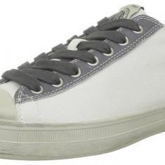 Adidasi Replay Cone originali - adidasi barbati - panza - tenisi originali - in cutie - 42 - Tenisi barbati Replay, Culoare: Alb, Textil
