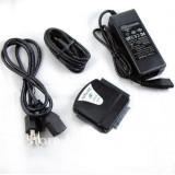 Adaptor USB 2.0 la SATA IDE HDD 1.8 / 2.5 / 3.5 / 5.25 Hard Drive - Adaptor interfata PC