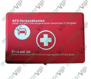 Trusa medicala omologata , trusa sanitara import Germania - motorVIP foto