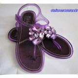 Sandale dama - Sandale din silicon de plaja