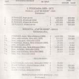 catalog filatelic 1991