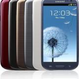 Telefon mobil Samsung Galaxy S3, Albastru, 16GB, Neblocat, Dual core, 2 GB - Samsung galaxy s3