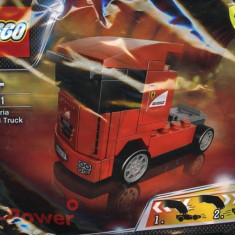 LEGO 30191 Scuderia Ferrari Truck - LEGO Racers