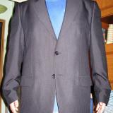 Costum Barbatesc - Costum barbati, Marime: 60, Culoare: Bleumarin, 2 nasturi, 60 sau mai mare, Normal