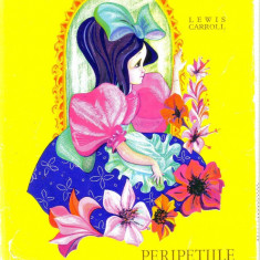 Carte educativa - Lewis Carroll - Peripetiile Alisei in lumea oglinzii
