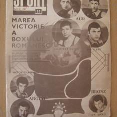 Revista SPORT nr. 11/1969 ASA Tg Mures