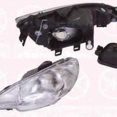 Far PEUGEOT 206 hatchback 1.1 i - KLOKKERHOLM 55070121