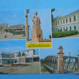 Carti Postale Romania dupa 1918 - HOPCT 14057 ROMANIA SLATINA - [ CIRCULATA ]
