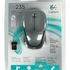 Mouse Logitech Wireless M235 Grey - Microsoft Wireless 5000