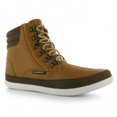 Adidasi / Ghete originale Kangol D Ring Boots Mens Tan - Ghete barbati Kangol, Marime: 41, 42, 43, Culoare: Din imagine