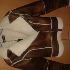 Palton dama, Maro, Marime: 38 - Cojocel