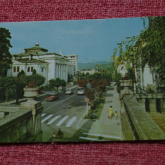 Carte postala --- Rimnicu Vilcea - Casa de Cultura - necirculata !!! - Carte Postala Oltenia dupa 1918
