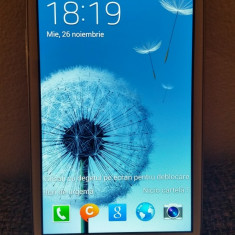 Samsung Galaxy S3 - Telefon mobil Samsung Galaxy S3, Alb, Neblocat, 1 GB, 2G & 3G