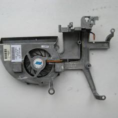 Cooler laptop - Cooler ventilator laptop + heatsink / racitor HP Pavilion zd8000 zd8100 zd8200 zd8300