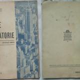 Carte Editie princeps - Andrei Gheorghiu, Profesor de Stiinte Comerciale, Note de calatorie ; Bucuresti - Statele Unite, 1935, prima editie cu autograf