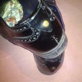 Pantofi Guess,originali,marimea 43 din piele neagra.