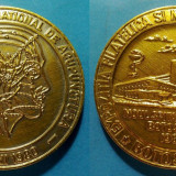 Medalii Romania - Romania Al 2 simpozion nationa de acupunctura Botosani