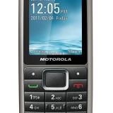 Telefon Motorola, Negru, <1GB, Neblocat, Single SIM, Fara procesor - Motorola wx306