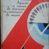 Aparate Si Sisteme De Masurare In Constructii De Masini - C. Micu P. Dodoc Gh. Diaconescu A.m. Manolescu ,278731