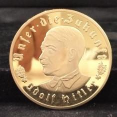 Medalie Adolf Hitler zvastica Gemania Nazy WW2