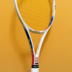 Racheta tenis Wilson - endorsed by Steffi Graf - colectie - Racheta tenis de camp Wilson, Performanta, Adulti