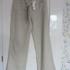 Noi! Pantaloni vara in, Marks and Spencer, femei mar UK 12/ L - Pantaloni dama Mark & Spencer, Marime: L, Lungi