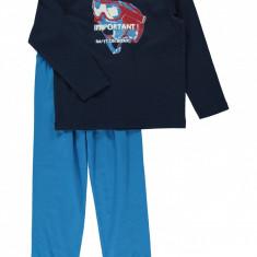 Pijama copii 5-10 ani - Name It - art 13101624 blues