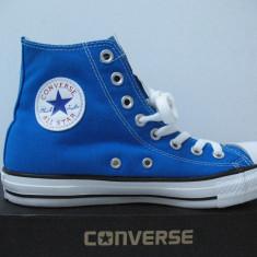 Converse All Star Electric Blue---- originali exclus fake-uri - Tenisi barbati Converse, Marime: 41, 41.5, Culoare: Bleu