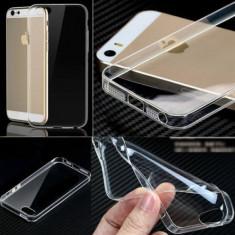 Husa iPhone 4 4S TPU Ultra Thin 0.3mm Pink, Roz, Gel TPU, Carcasa, Fara snur