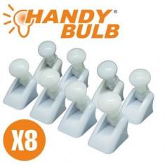 Bec fara fir Handy Bulb 5 led-uri 1+7 gratuite ZDM