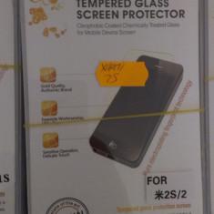 Folie sticla Xiaomi Hongmi 2S super folie temperata si securizata de acum nu se mai sparge ecranul LCD tempered glass - Folie de protectie Xiaomi, Anti zgariere