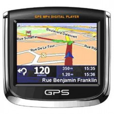 Resigilat - GPS GOGO S359F CU CARD 2 GB FULL EUROPA