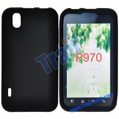 Husa silicon LG P970 OPTIMUS BLACK + expediere gratuita Posta - sell by PHONICA
