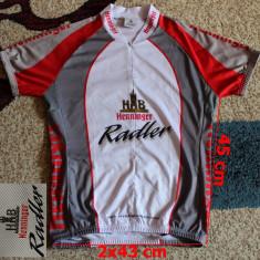 Echipament Ciclism - Triou ciclism Henninger Radler, barbati, marimea XXL !!!PROMOTIE2+1GRATIS!!!