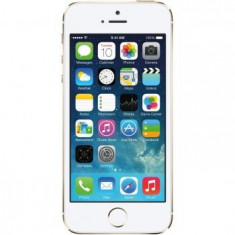 Vand iPhone 5S Apple gold, nou, sigilat, cutie full box, Auriu, 16GB, Neblocat