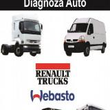 Diagnoza Renault Trucks