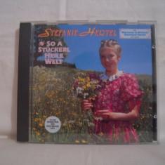 Vand CD Stefanie Hertel-So A Stuckerl Helle Welt, original-10 roni!!! - Muzica Pop warner