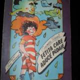 Fetita care aduce ploaie, George Ricus - Carte educativa