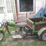 Motocicleta - Triciclu cu motor simson 49
