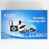 APARAT AUDITIV-PROTEZA AUDITIVA CU RADIO SUB FORMA DE MP3 PLAYER-REINCARCABIL