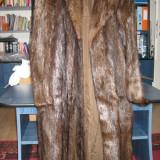 Palton dama - Haina din blana de NUTRIE - la un pret avantajos