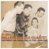 CD Rock: The Complete Million Dollar Quartet ( Elvis Presley, Carl Perkins, Jerry Lee Lewis, Johnny Cash )