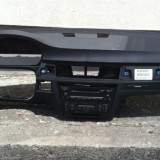 BMW Serie 3 E90, plansa bord + Airbag volan, 3 (E90) - [2005 - 2013]