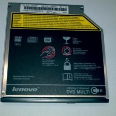 Unitate optica CDRW+DVDROM ULTRASLIM (combo) model GCC-4247N, pentru laptop Lenovo - Unitate optica laptop
