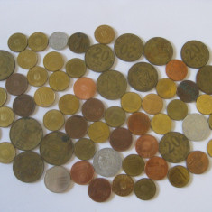 Monede Romania - COLECTIE MONEDE ROMANESTI