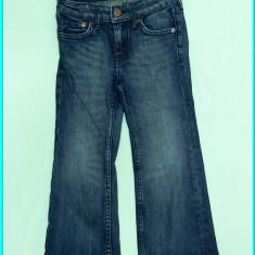DE FIRMA _ Blugi fetite, talie reglabila, marca H&M _ fete | 3 - 4 ani | 104 cm