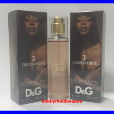 TESTER FIOLA DAMA DOLCE&GABBANA L'IMPERATRICE - 40ML - Parfum femeie Dolce & Gabbana