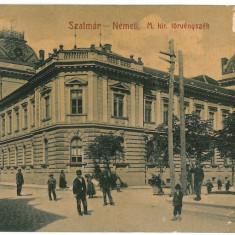 Carti Postale Romania 1904-1918, Circulata, Printata - IPV 563 SATU MARE