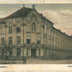 Carti Postale Romania 1904-1918, Circulata, Printata - IPV 576 SATU MARE