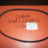 Curea distributie, Universal - CUREA TRAPEZOIDALA 13X8X900, MASINA, UTILAJ, MOTOR, APARAT, BETONIERA